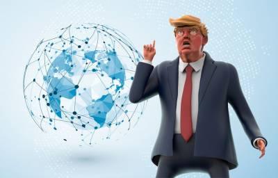 Almacenamiento de datos en la Nube y el imprevisible de Donald Trump