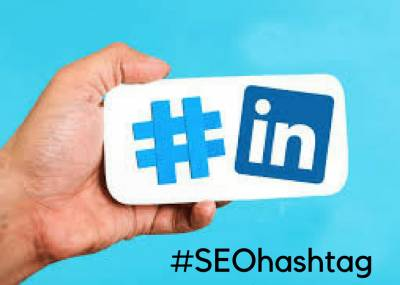 Consejos Para Usar Hashtags # Al Publicar Artículos En #Linkedin #SEOHashtag #Bloguers_NET