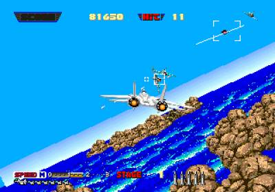 The past is now: After Burner II