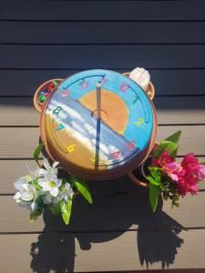 Reloj solar casero - Manualidades - Mochila de Eric