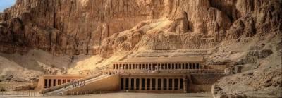 El templo de Hatshepsut, Egipto – La maravilla de las maravillas