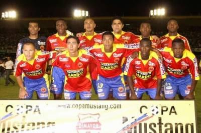 Deportivo pasto los Cuyigans