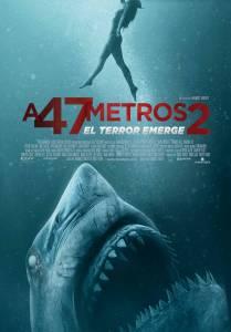 Crítica: 'A 47 metros 2'