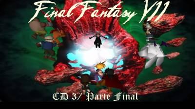 Jugando A: Final Fantasy VII CD3