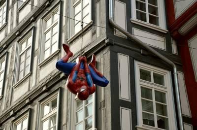 La siesta del hombre araña