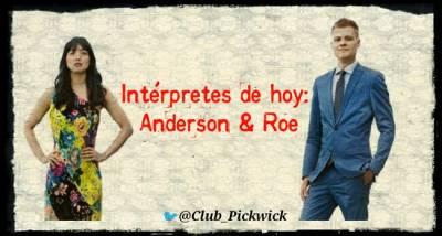 Letras Prestadas: Intérpretes de hoy: Anderson & Roe