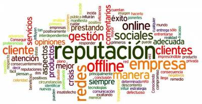 La fragilidad de la reputación #digital en la era del #Hashtag - Vivian Francos #SEOhashtag #Bloguers_NET