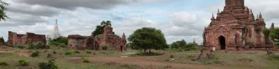 Bienvenidos al maravilloso Bagan