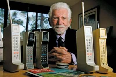 El primer teléfono móvil - Inventor del teléfono móvil