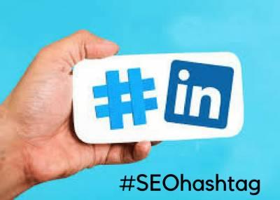 Hashtags en #LinkedIn para aumentar su base de clientes - Vivian Francos #SEOhashtag #Bloguers_NET