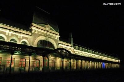 Estación De Canfranc - Parajes X Visitar