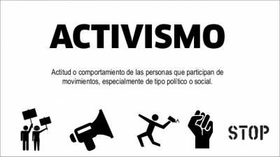 Activismo y activistas