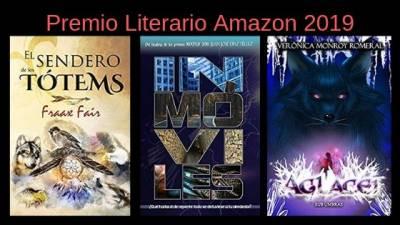 Premio Literario Amazon 2019 (IV)
