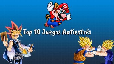 Top 10 Juegos Antiestrés