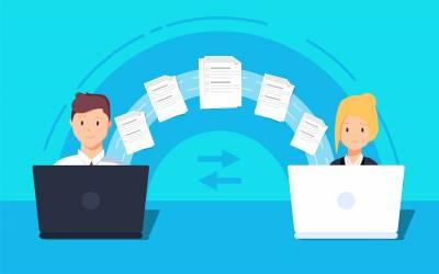 Cómo compartir archivos con otros usuarios de tu empresa y dejar de complicarte la vida