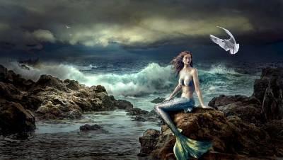 El embrujo del mar. . .