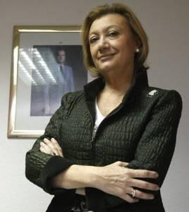 Luisa Fernanda Rudi, o como perpetuarse en política traicionando a compañeros por el camino.