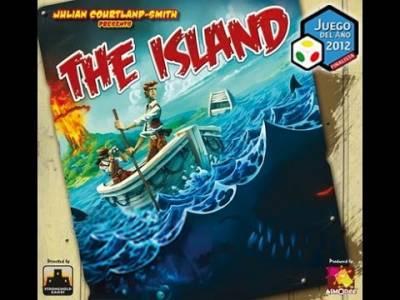 The Island El Juego De Mesa
