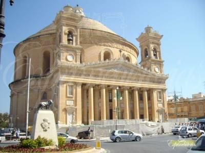 El milagro de la bomba de Mosta