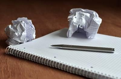 Si te gusta escribir, escribe