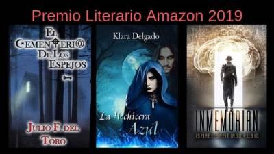 Premio Literario Amazon 2019 (V)