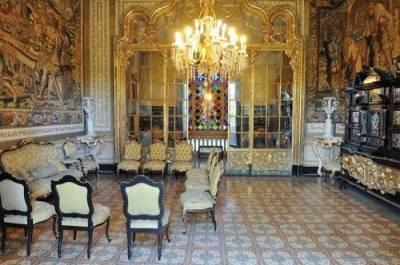 Descubriendo las salas nobles del Museu Palau Mercader