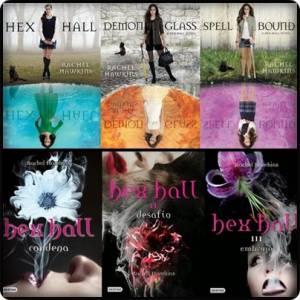 Trilogía Hex Hall de Rachel Hawkins