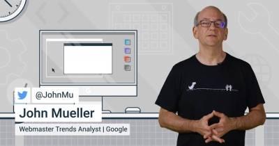 John Mueller y sus respuestas al #AskGoogleWebmasters