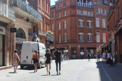 Conoce Toulouse, la famosa ciudad rosa
