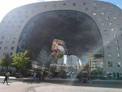 Visita Rotterdam, la capital europea del diseño