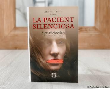 Reseña de 'La paciente silenciosa'' de Alex Michaeledis