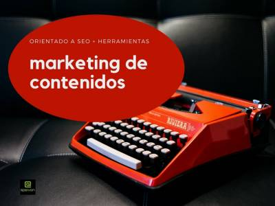 Marketing de Contenidos orientado a SEO