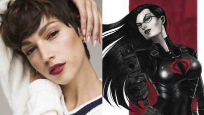 G. I. Joe: Snake Eyes - Ursula Corbero Será La 'baronesa'