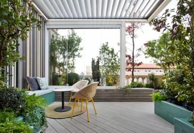 Protege tu casa del calor de la forma más elegante Casa Decor nos cita un año más en Madrid.