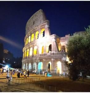 Roma: ciudad eterna.