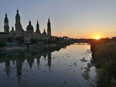 Zaragoza, en su semana grande del Pilar