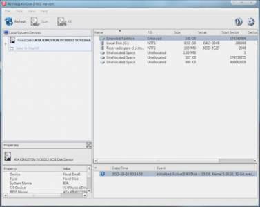 Active KillDisk | Destruir de forma irreversible todos los datos de los discos duros, unidades USB, etc