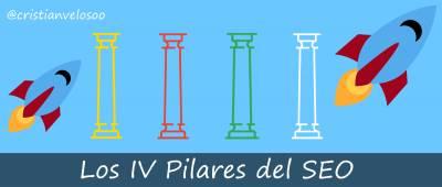 Los 4 Pilares del SEO - ¿Todavía no los conoces?
