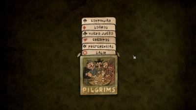 Pilgrims, un juego de cartas y aventuras