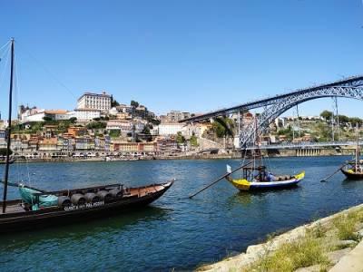 Un día en familia visitando Oporto
