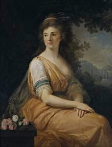 Angelica Kauffmann. La Pintora Prodigio