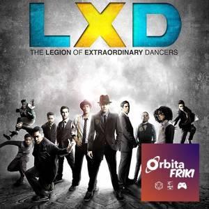 LXD, la legión de los bailarines extraordinarios