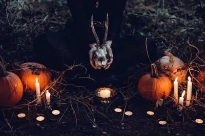 Hallowe'en - La Chica del Té