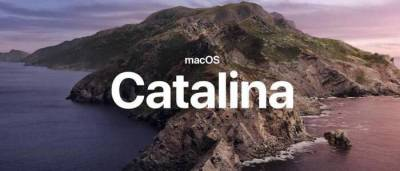 Novedades de macOS Catalina.