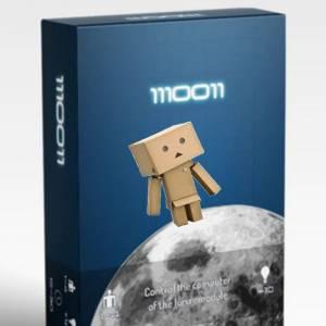Moon, un juego de mesa con el que aprendes conceptos de informática