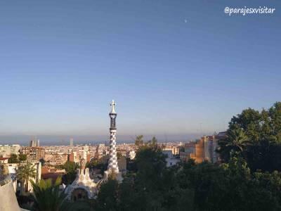 Qué ver en Barcelona en un día - Parajes x visitar