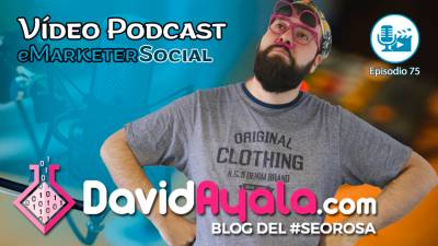 David Ayala #SEOROSA: 1ª parte de nuestra charla