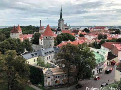 Presupuesto de viaje a los Países Bálticos. Estonia, Letonia y Lituania