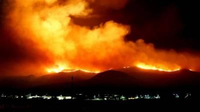 Grandes incendios que asolan nuestros bosques, en directo con Greenpeace
