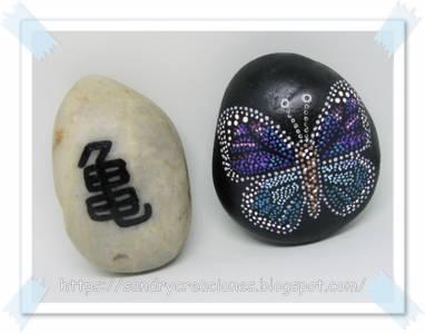 Piedras Sujetapapeles